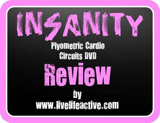 Insanity - Plyometric Cardio Circuit - Live Life Active