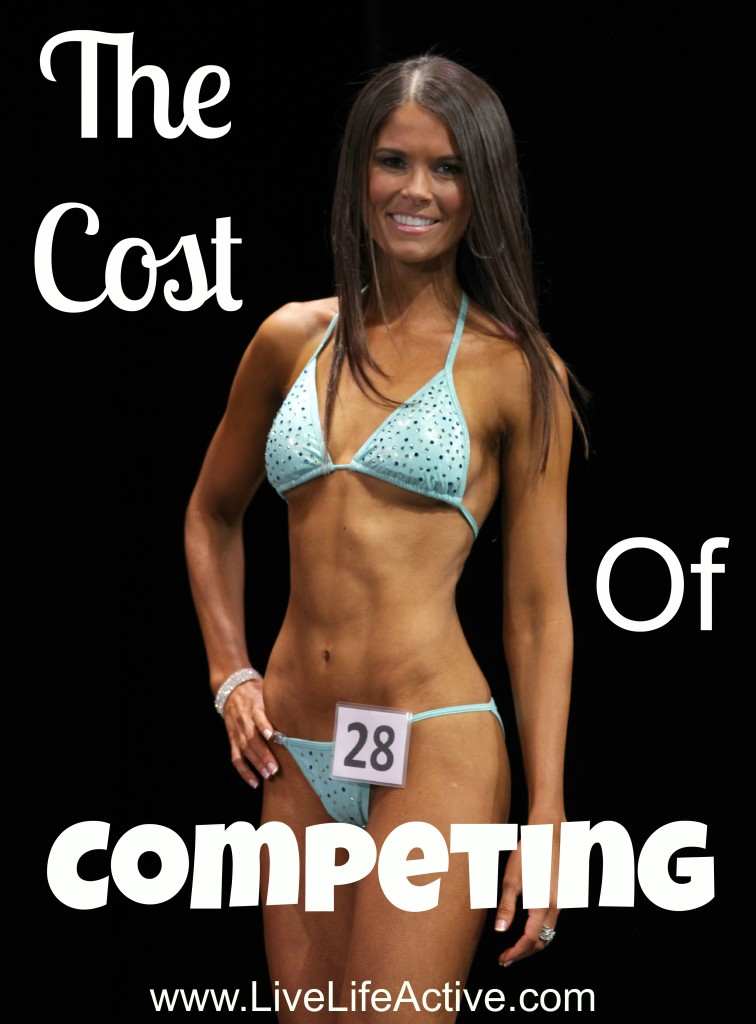 The Cost Of Competing in a Bikini competition (Fitness America FAP not NPC)