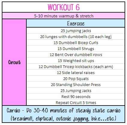 Workout6