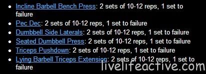 12 Week Workout Plan Lee Labrada Pdf | EOUA Blog